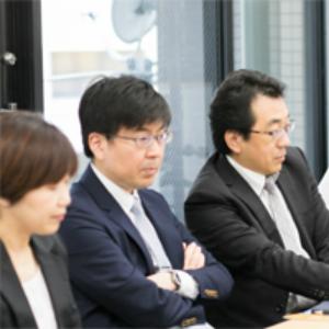 会議の写真