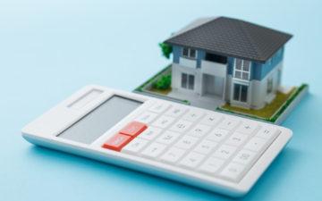 家と電卓(ブログ用)